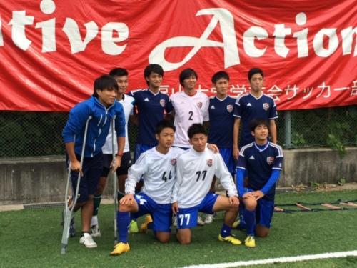 Iリーグ中国2015 第12節【福山大B - IPU/A】(2015:10:10 土)1/2