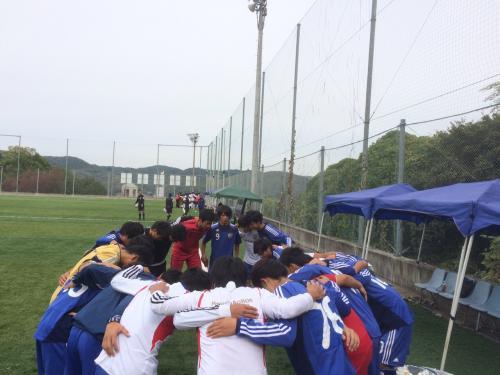 2015年度(第38回)中国大学サッカーリーグ 第17節(2015:11:1 日)4/4