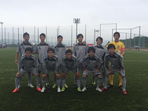 2015年度(第38回)中国大学サッカーリーグ 最終節(2015:11:8 日)1/2