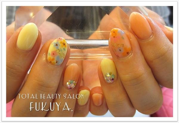 春Campaign♪ふわふわお花満開**