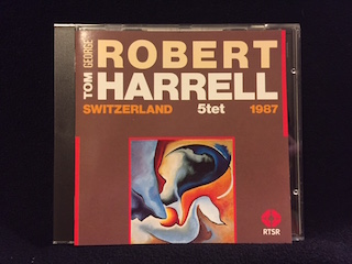 George Robert - Tom Harrell Quintet-Live In Switzerland 1987-89-1