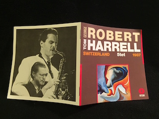 George Robert - Tom Harrell Quintet-Live In Switzerland 1987-89-2