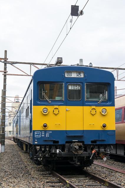 クモヤ145-31s