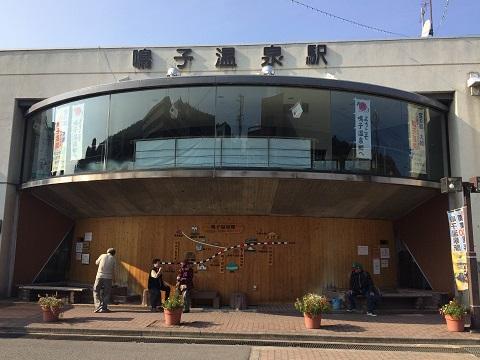 64鳴子駅