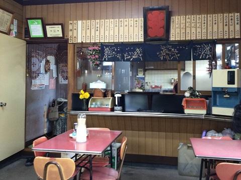 桜美食堂厨房
