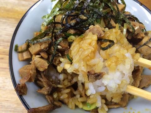 チャー丼3