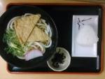 朝定食B@天王寺うどん東口店