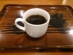 コーヒー@力餅麺の香