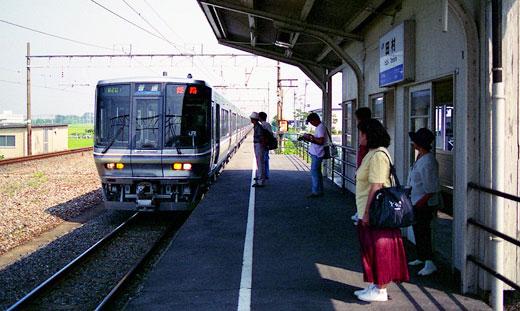 19950819北びわこ号・岐阜538-1