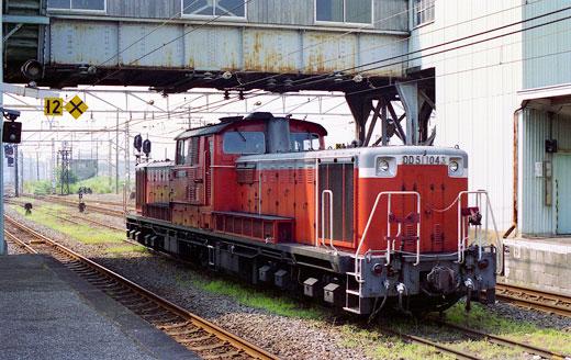 19950819北びわこ号・岐阜542-1