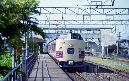 19950819北びわこ号・岐阜572-1