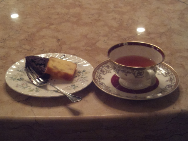歐林洞_お菓子・お茶