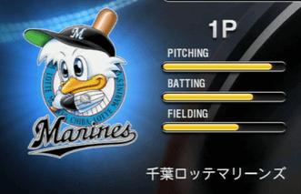 千葉ロッテマリーンズ プロ野球スピリッツ2015 ver1.10