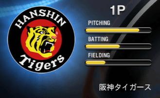 阪神タイガース プロ野球スピリッツ2015 ver1.10