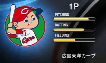 広島東洋カープ プロ野球スピリッツ2015 ver1.10