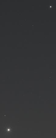 木星金星火星