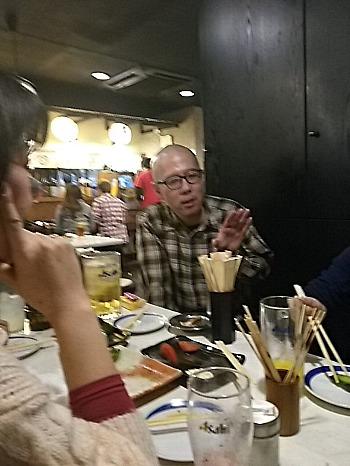 中谷気焔上げる