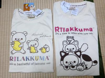 160324-リラックマTシャツ-1