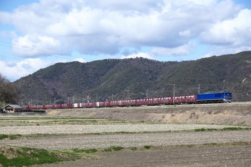 EF510-513 熊山~和気