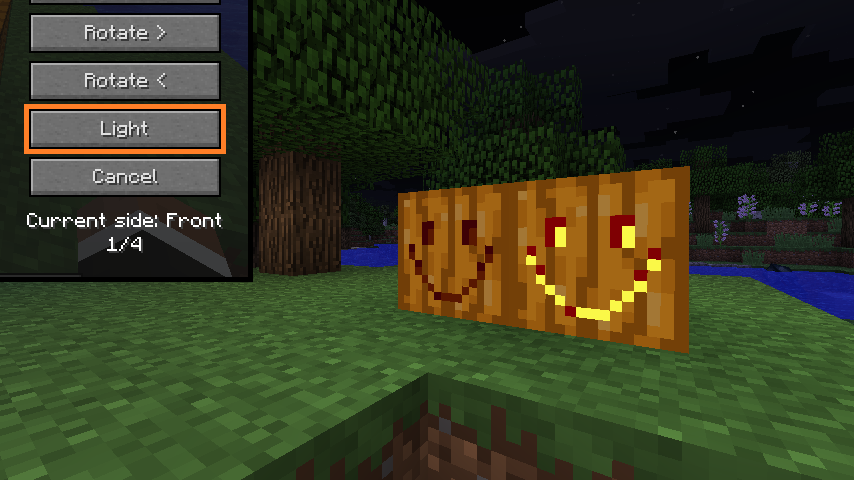 Carvable Pumpkins Mod-5