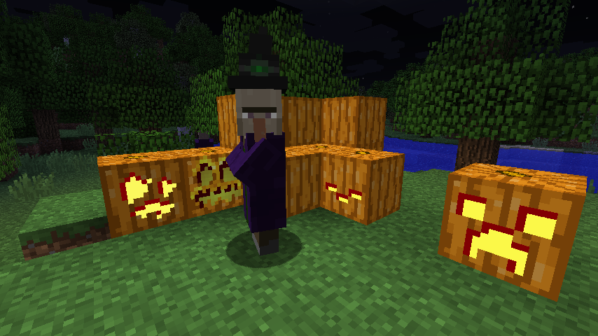 Carvable Pumpkins Mod-6