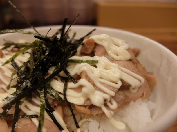 とりマヨ丼