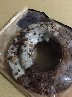 ローソン オールドファッションドーナツ ホワイトチョコ