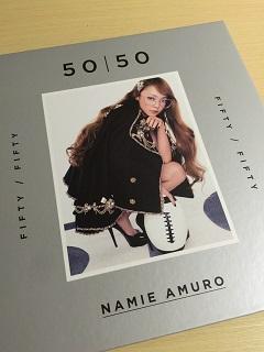 namie amuro LIVEGENIC 2015-2016 ツアーパンフレット