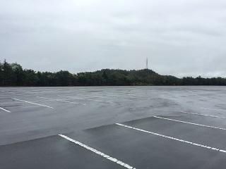 namie amuro LIVEGENIC 2015-2016 駐車場