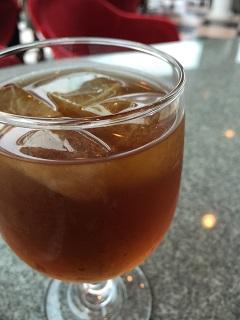 パーラー白糸の滝 ウーロン茶