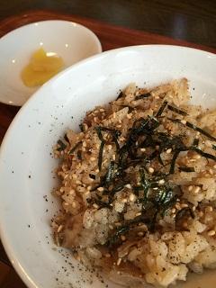 中華そば 銀竹 焼豚炊きめし1