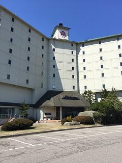 リゾートホテル 華夕美日本海1