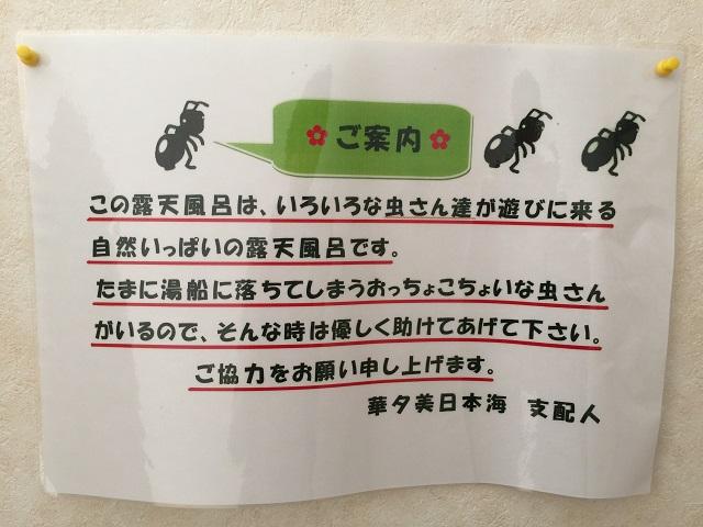 リゾートホテル 華夕美日本海5