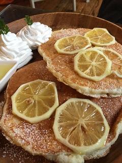 ビッグ ブロック レモンシロップパンケーキ