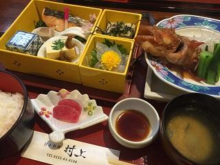 日本料理 村上 献上点心2
