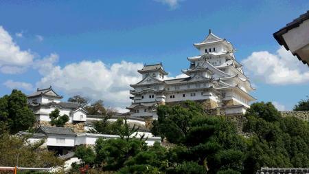 姫路城全景#2