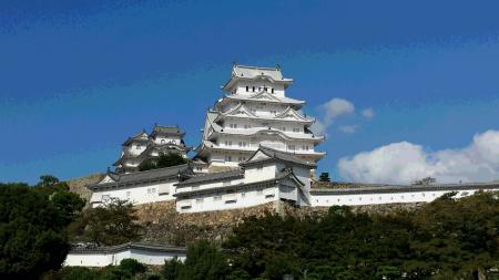 姫路城全景