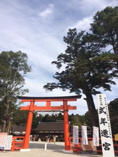 2015 10 27 上賀茂神社-1