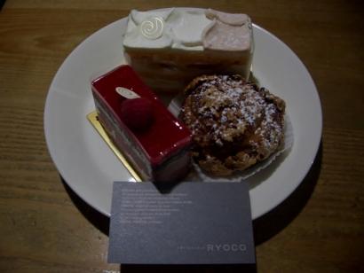 RYOCOケーキ