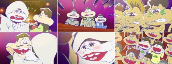 おそ松さん 23話「ダヨーン族」