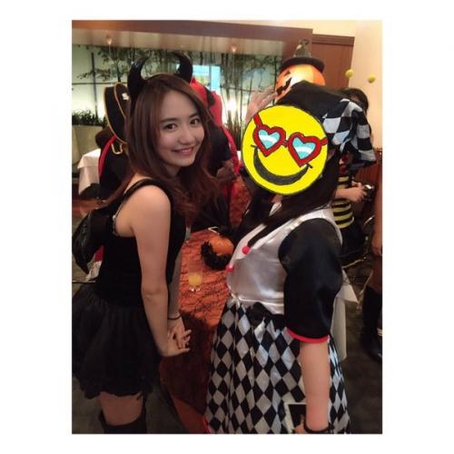 女子高生社長の椎木里佳さんがハロウィンでデビルの仮装 これは可愛すぎ!