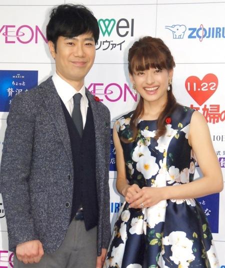 """藤井隆&乙葉、結婚10年も""""愛変わらず""""「この人でよかった」 理想の夫婦に選出"""