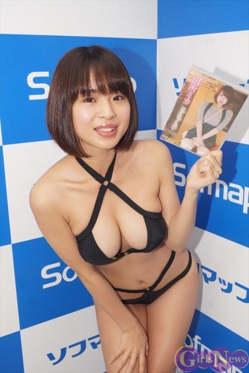 乳だけは評価してもいい子 田所ミカがソフマップ