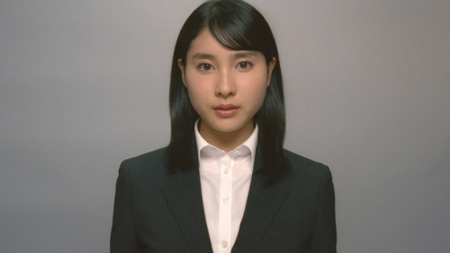土屋太鳳 CMでリクルートスーツ姿披露 等身大の就活生を熱演