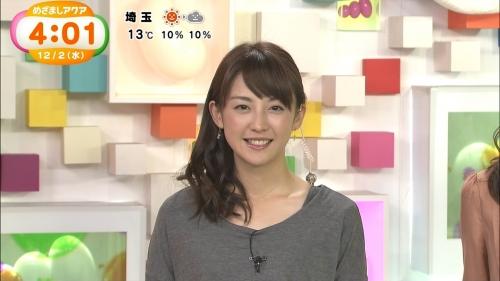 早稲田大学OGでフジテレビ新人の宮司愛海アナ(24)が結構可愛い件