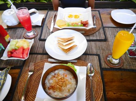 朝食 ブブール