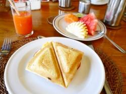 朝食 ジェッフル
