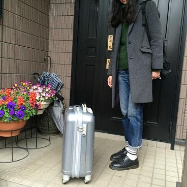 姉さん京都へ