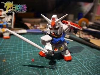 SDガンダム エクスタンダード RX-78-2 ガンダム010