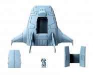 コスモフリートスペシャル 機動戦士ガンダム THE ORIGIN ムサイ改型ワルキューレ 11